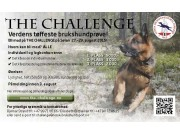 The Challenge - verdens tøffeste brukshundprøve