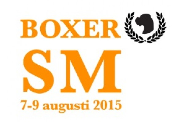 Svensk Boxer SM - den 7. - 9. august 2015