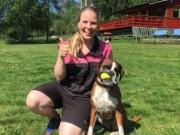 Sviland/Sandnes 05.06.2016 - Norsk Schäferhundklub avd. Rogaland - Brukshundprøve rundering