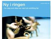 Ny i ringen - En informasjonsbrosjyre fra Norsk Kennel Klub