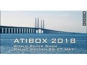 ATIBOX 2018 arrangeres i Malmø Sverige - Her finner du informasjon
