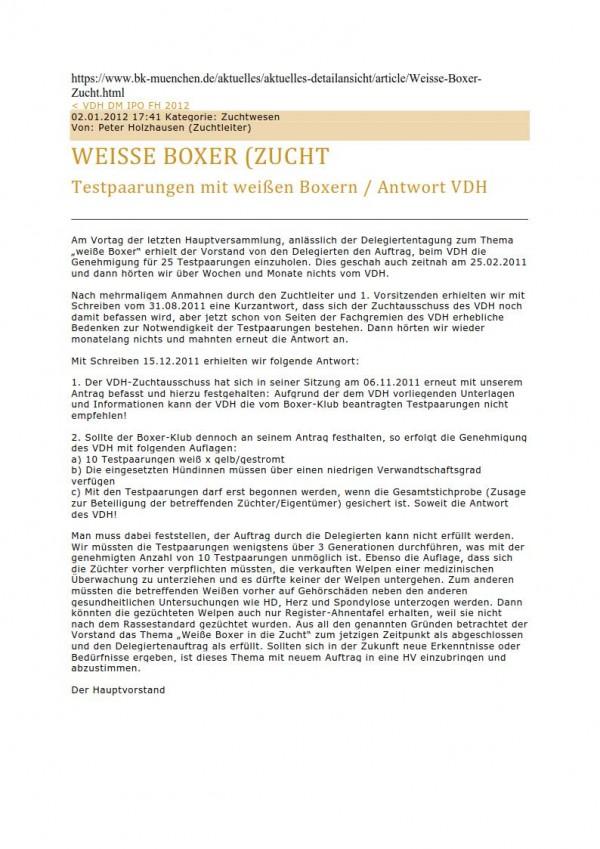 Attachement 3 Weisse Boxer Zucht Testpaarungen