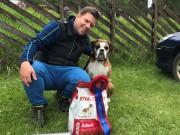 Lom 04.06.2017 - Jetta Hundeklubb - Rallylydighet klasse 1
