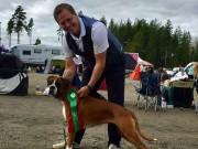 Lillehammer 19.08.2017 - Norsk Kennel Klubb - 4.BTK Norsk Utstillingschampion