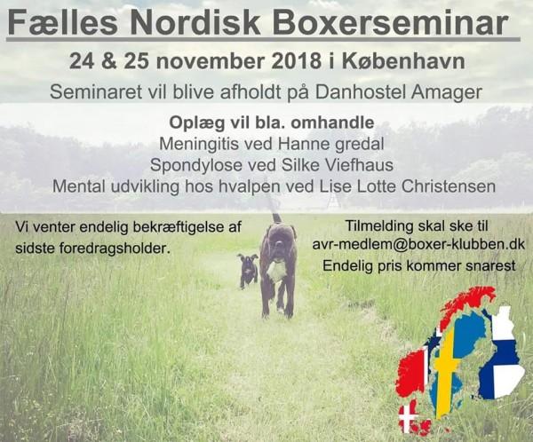 NordiskBoxerseminar2018