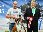 Venspils, Latvia 08.09.2018 - Napmary's Incredible Dream - 1.BIG Latvisk Utstillingschampion