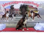 Meisdorf, Tyskland 16.09.2018 - Kvadratens Opus - Jahresveteranensieger 2018
