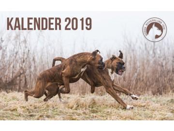 Ønsker du boxerkalender for 2019, nå kan du forhåndsbestille fram til torsdag 18.10.2018