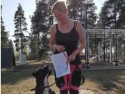 Helgelandsmoen 28.04.2019 - Venceremos Arco Erato - Rallylydighet kl 3 - 1.premie 198 poeng - direkte opprykk