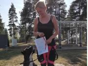 Hønefoss 01.05.2019 - Venceremos Arco Erato - Rallylydighet kl Elite - 1.premie 193 poeng, CERT