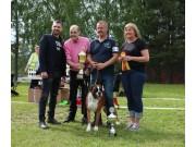 Norsk Boxerklubbs Årsvinnerutstilling 02.06.2019 - Presentasjon av Årsvinnerne 2019
