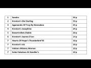 Årets utstillingsboxer 2019 - Oppdatert liste pr. NBK Østfold 27.07.2019