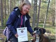 Ås 03.05.2019 - Engelaiz Valpolicella - 1. premie Blospor - Norsk Viltspor Champion