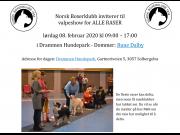 Norsk Boxerklubb inviterre til Valpeshow for (nesten) ALLE raser 8. februar 2020