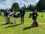 Norsk Boxerklubb avd. Telemarks spesialutstilling 22.08.2020 - Presentasjon av vinnerne