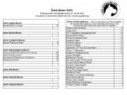 Årets boxer, utifra innsendte resulter,og tellende utstillingsresultater pr 24.08.2021